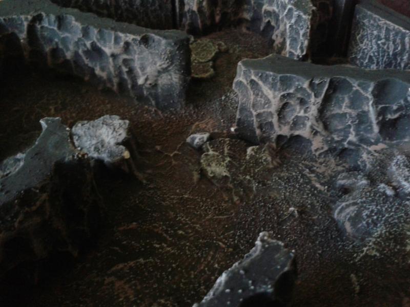Bau eines modularen Höhlendungeons – Teil 3