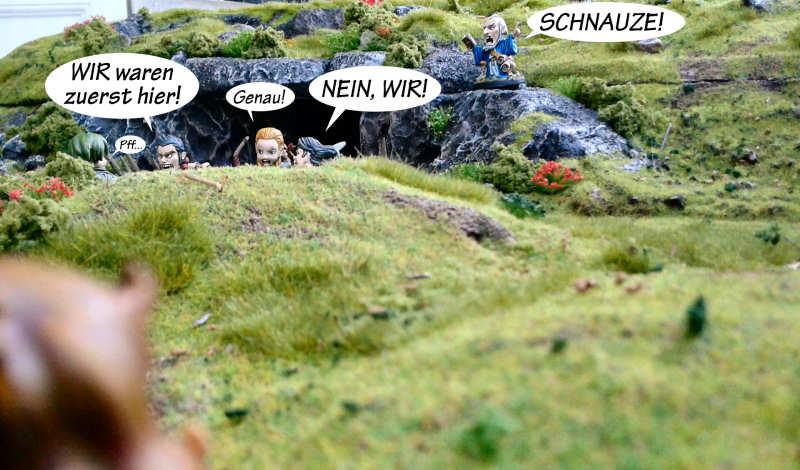 Bau eines modularen Höhlendungeons – Teil 5