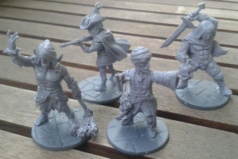 Darkest Dungeon Miniatures - Lieferung II