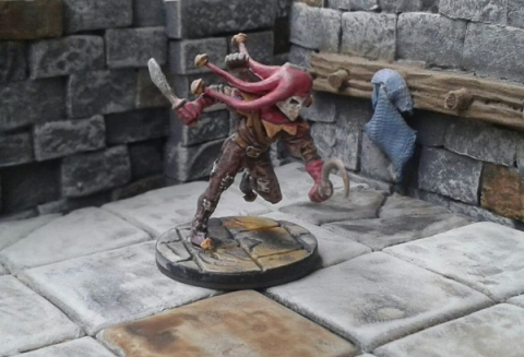Närrische Bemalung - Darkest Dungeon Miniatures 2