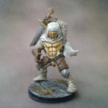 Darkest Dungeon Miniatures - The Leper