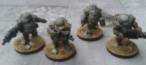 Deadzone: Starter Strike Teams – Forge Fathers II