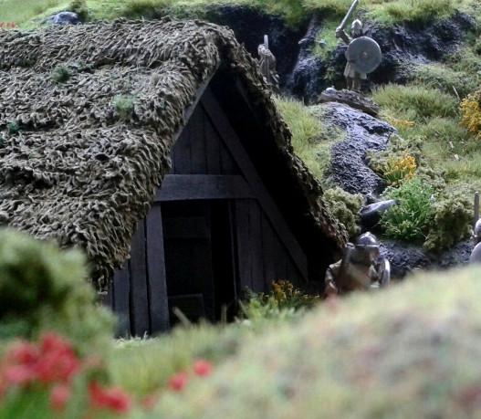 Geländebau-Tutorial: Langhaus der Nordmänner