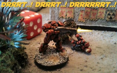 Drrrt..! Drrrt...! Drrrrrrt..!