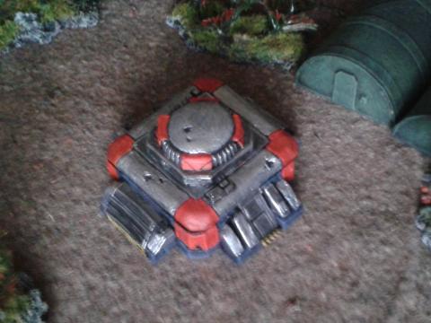 Imperialer Bunker