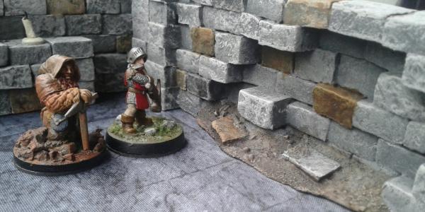 Making of My biggest Dungeon | Skirmisher