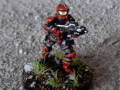 Red Soldier von Critical Mass Games