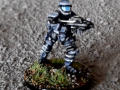 Blue Soldier von Critical Mass Games