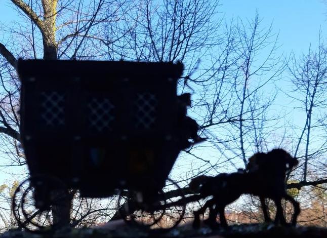 DIY Mordheim Stagecoach II