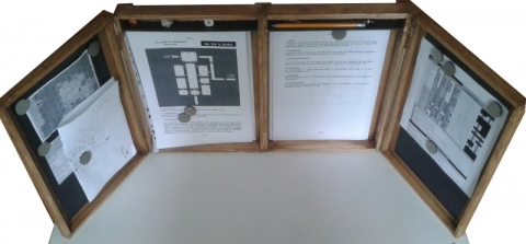 DIY Gamemaster Screen
