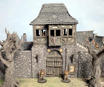Das Torhaus / Gatehouse