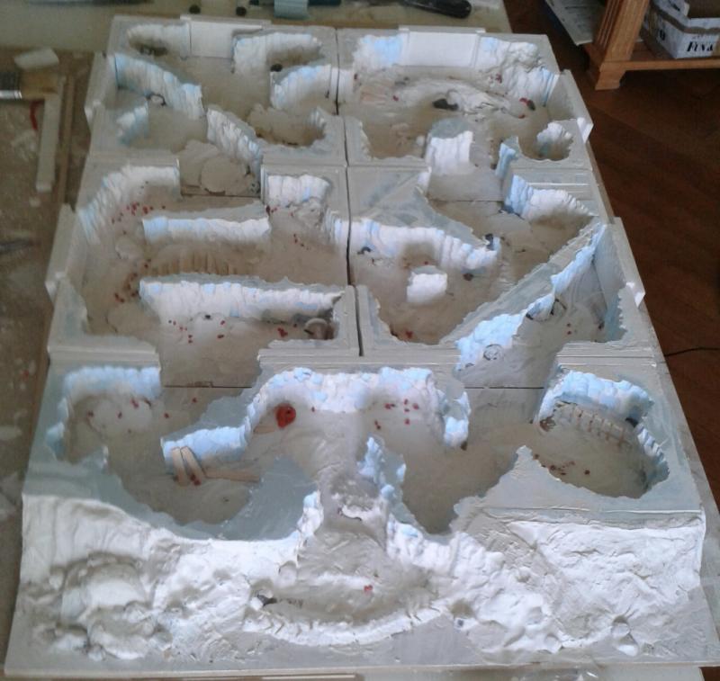 Bau eines modularen Höhlendungeons - Teil 2