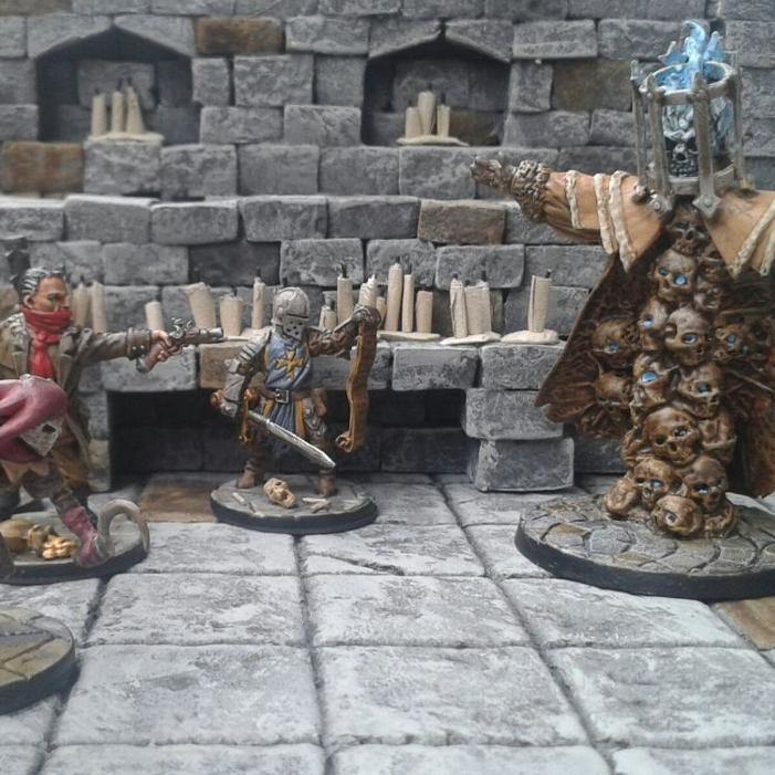 Darkest Dungeon Miniatures - Der Collector