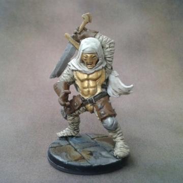 Darkest Dungeon Miniatures - The Leper