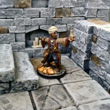 Darkest Dungeon Miniatures - Occultist
