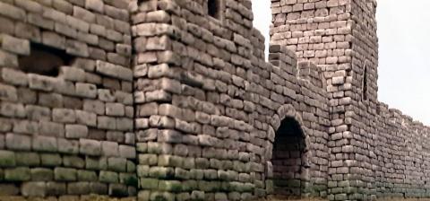Modulare Festungsanlagen - Bauabschnitt I, Teil 1