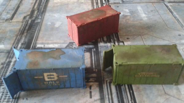 Intermodal Containers von TTCombat