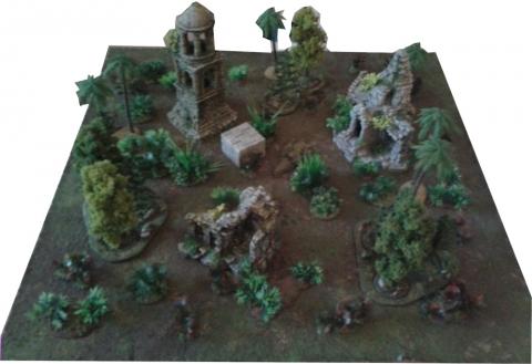 Savage Core Battlereport: Neandertaler vs Simians