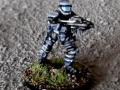 Blue Soldier von Critical Mass Games