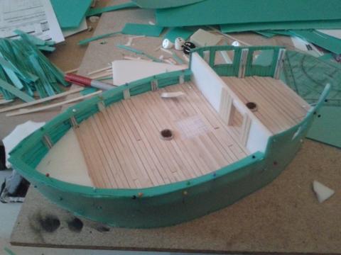 WIP: Ausgebootet - Ein Schiff für die Crew II