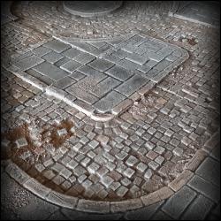 Ein (kopf)steiniger Weg - Cobblestone Tiles